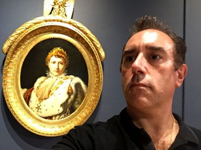 Napoleon Exhibit: Hmm is there a likeness?