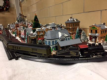 Christmas Town / Train