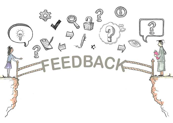 REDUCE MARKING WITH VERBAL FEEDBACK