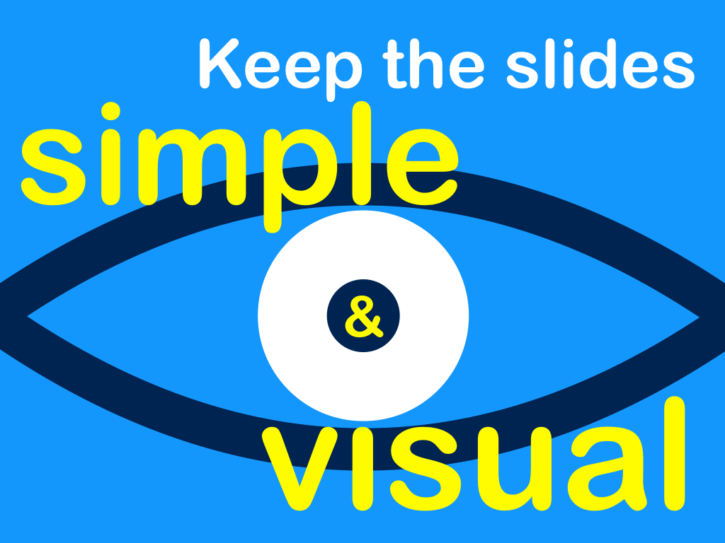 how to do a presentation outline