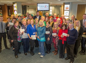 £10,000 Vernon Jubilee Fund open for business