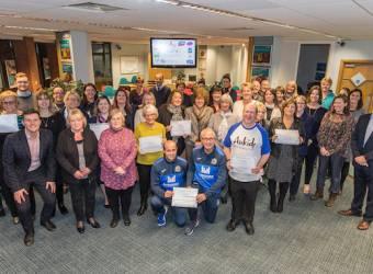 Vernon Building Society coverage for November 2018
