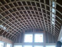 Barrel Vaulted Ceiling