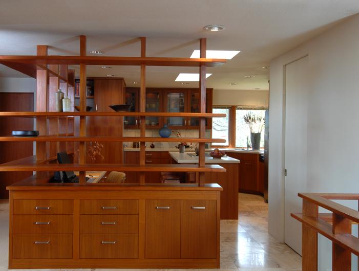 Midcentury Modern Kitchen & Bath: