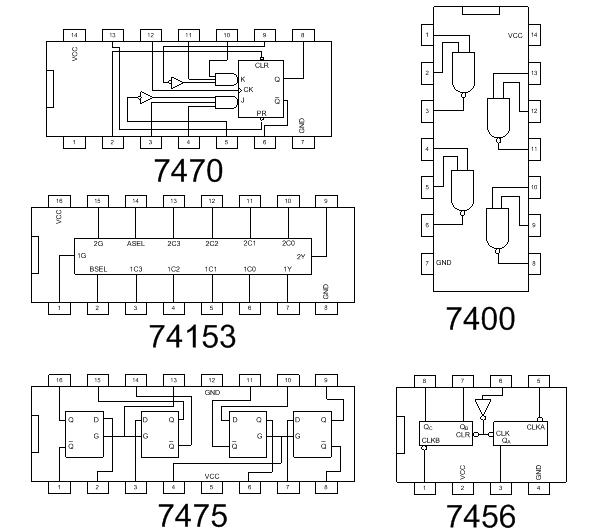Paul Herber's TTL shapes
