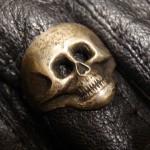Skull ring Henri-Pierre (after) 5