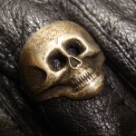 Skull ring Henri-Pierre (after) 5