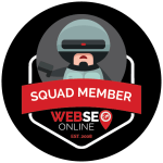 Paul Hutchinson Web SEO Online Squad Member