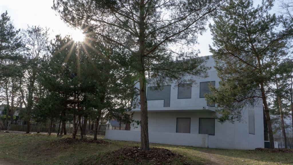 Ein Meisterhaus im Grünen