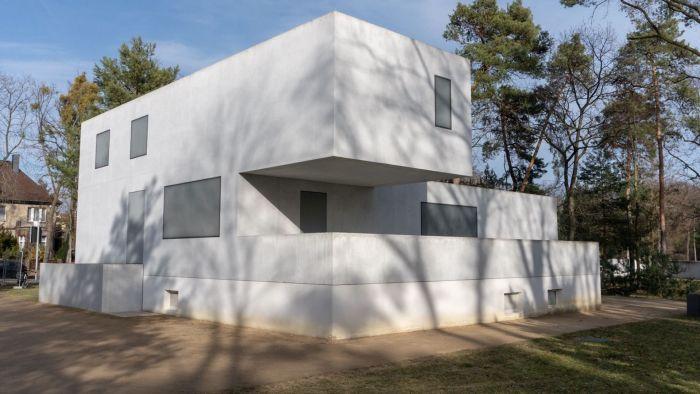 Das Wohnhaus von Walter Gropius