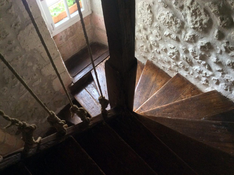 Pauliac stairs