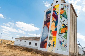 Mural del Silo de Zalamea