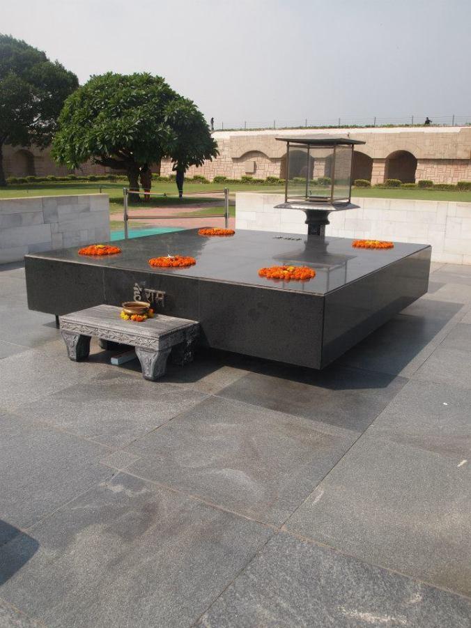 Memorial de Mahatma Gandhi