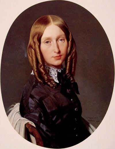 Pintor: Jean Aauguste Dominique Ingres