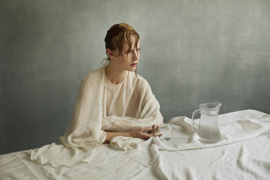 Retratos Atemporales de Julia Hetta