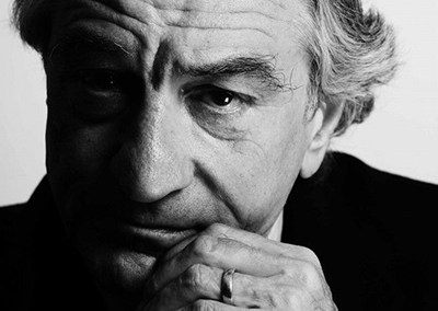 Robert De Niro.  Foto: Nigel Parry