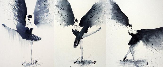 série black bird