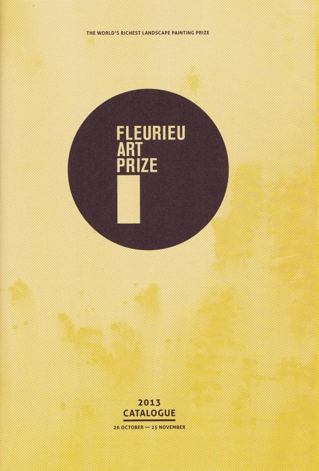 Fleurieu Art Prize 2013 Catalogue cover
