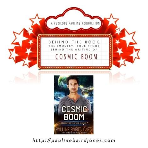 Cosmic Boom Project Enterprise 9 by Pauline Baird Jones