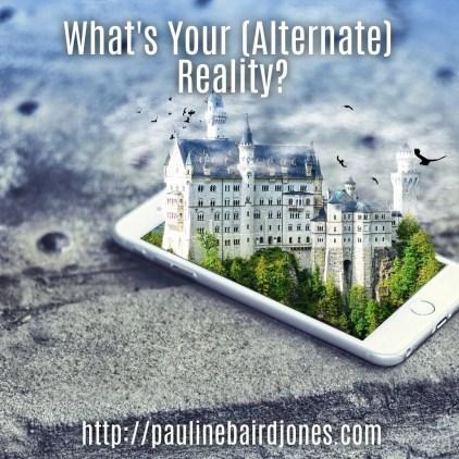 Alternate Reality-Pauline Baird Jones