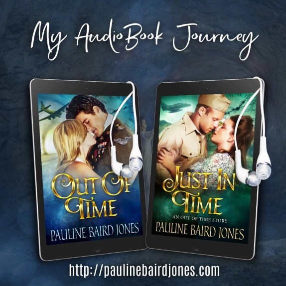 Out of Time Just in Time by Pauline Baird Jones