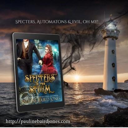 Oct 11 - Page - Pauline Baird Jones - Specters in the Storm