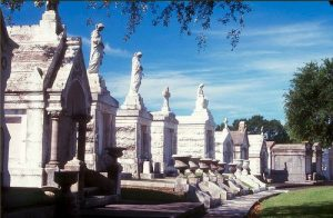 Photo of New Orleans Cemetery