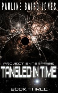 cover for Tangled in Time