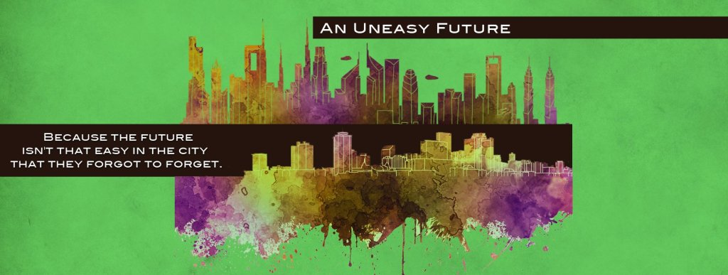 header for an Uneasy Future series