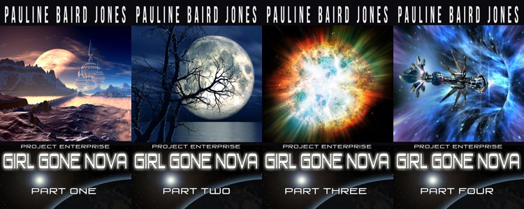 covers for Girl Gone Nova parts.
