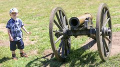 howitzer and cute