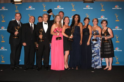 Top Chef Crew gets award