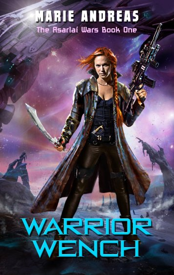 warrior wench cover art