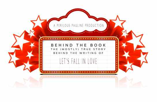 Let's fall in love marquee