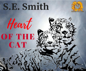 Heart of the cat graphic