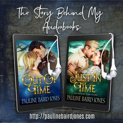 Audiobooks Out of Time Just in Time Pauline Baird Jones