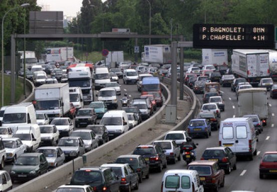 Driving in France....oh the horrors.