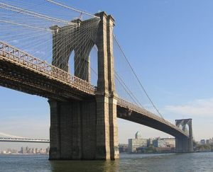 Brooklyn Bridge (Wikipedia)