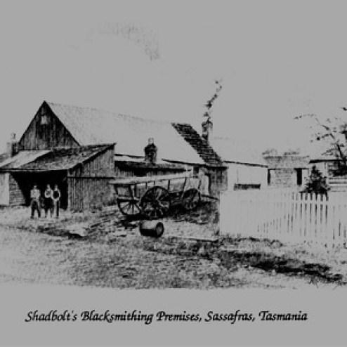 Shadbolt's  Smithy