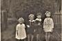 Larcombe sibling, Reedy Marsh Tasmania circa 1920