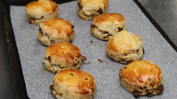Dates Scones (Daily Mail)