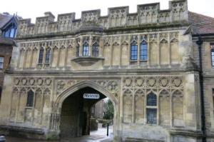 The beautiful home of Malvern Museum.