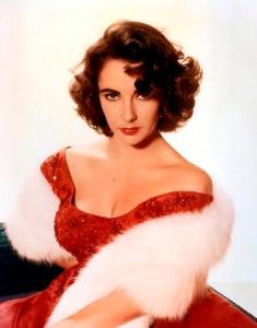 Elizabeth Taylor - my mother's idol.