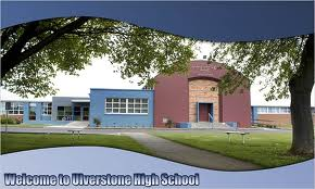 Ulverstone HIgh, scene of my cookery failure.