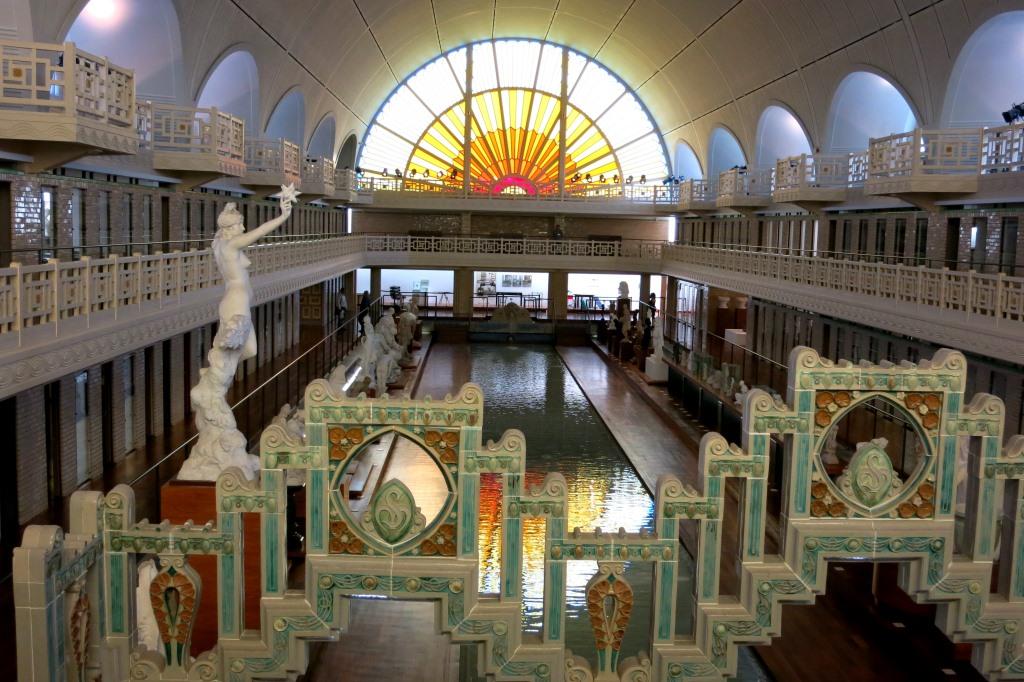Musee la piscine at roubaix pauline conolly - Musee la piscine roubaix ...