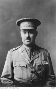 Captain Victor Ratten, taken just prior to leaving for Egypt in WWI