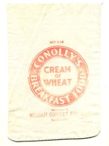 Conolly's Porridge