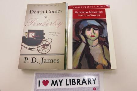 Research in libraries, oh the joy!