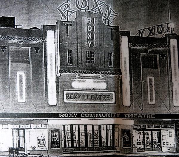Roxy Theatre, Leeton. An Australian cultural icon.