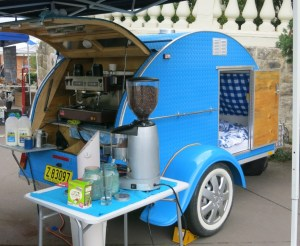 My prospective coffee caravan.